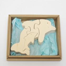 Puzzle Dauphin - Petit