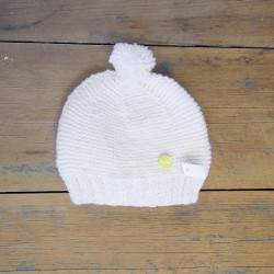 Bonnet 1/2 ans - Blanc...