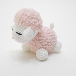 Mouton Tout Doux au crochet...