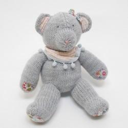 Ourson tricoté