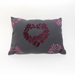 Coussin rectangle -...