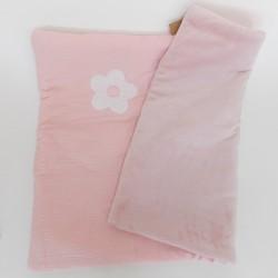Couverture - Rose Pâle