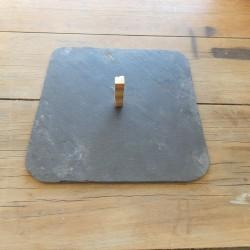 Plateau à fromage en ardoise
