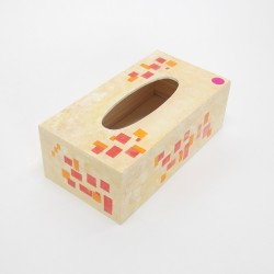 Boîtes à mouchoirs en bois...