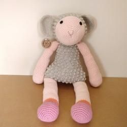 Grand Mouton au crochet