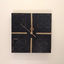 Petite Horloge Murale - Carrée