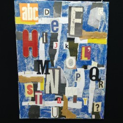 Toile Alphabet